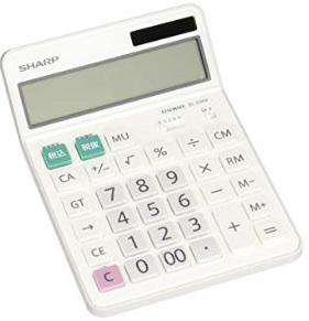 電験2種 おすすめ 電卓 シャープ EL-S452-X