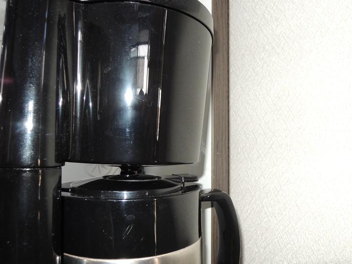 コーヒー 抽出中